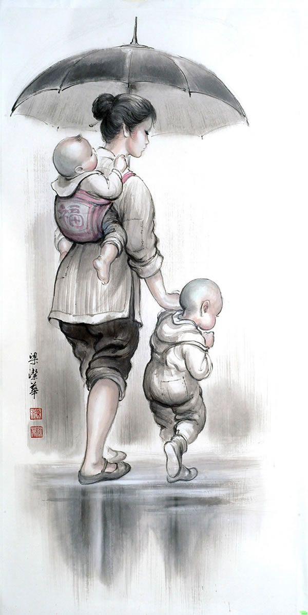 母亲在,家就在