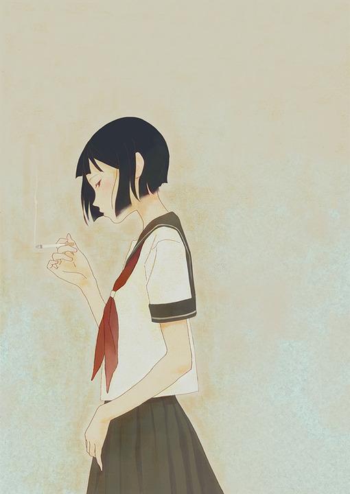 为什么你不好好爱自己而要依靠别人找存在感。