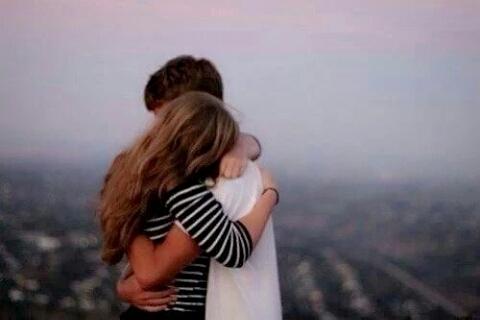 hug、拥抱、hug、不要离开、你若不离不弃