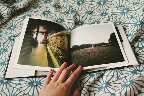 也许你单独度日,却永不孤独