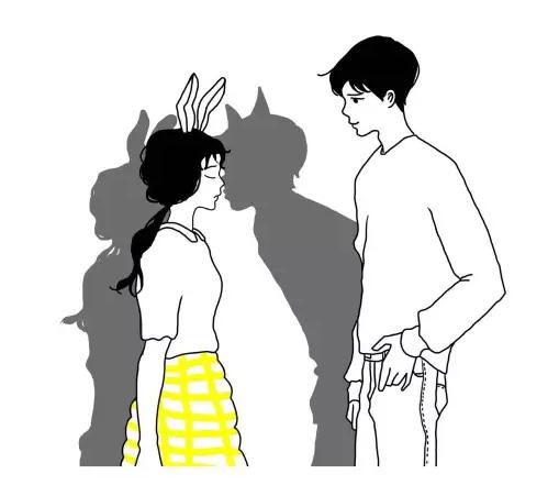 因为珍惜你,所以每次吵架的时候我先低头也没关系